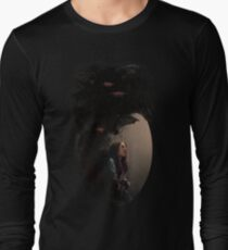 I am no woman Long Sleeve T-Shirt