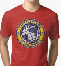 Shoplifters Of The World Tri-blend T-Shirt