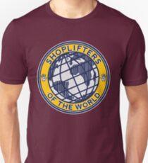 Camiseta unisex Rateros del mundo