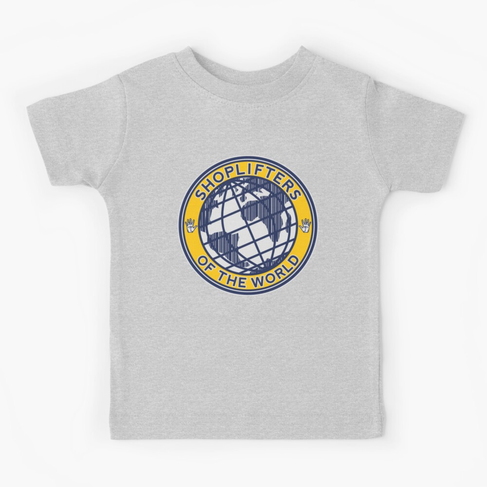 Shoplifters Of The World Kids T-Shirt