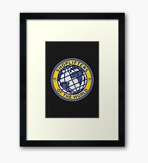 Shoplifters Of The World Framed Print