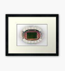 Tsirio Stadium Framed Print