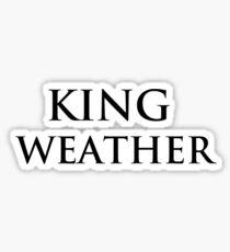 weather Sticker