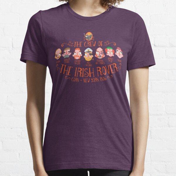 Crew of the Irish Rover - Redux Essential T-Shirt