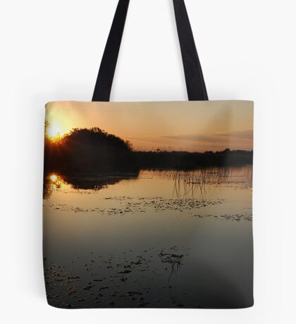 Okavango Delta Sunset - Botswana Tote Bag
