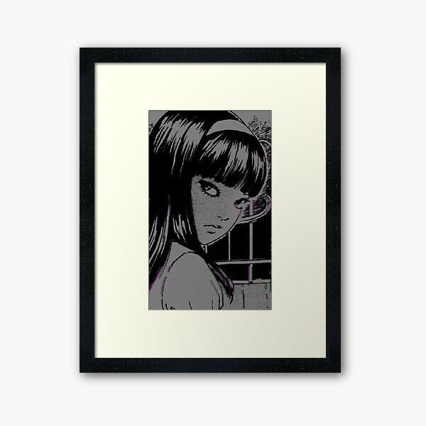 Tomie; Junji Ito Framed Art Print