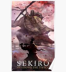 Sekiro Autumn Fight Poster