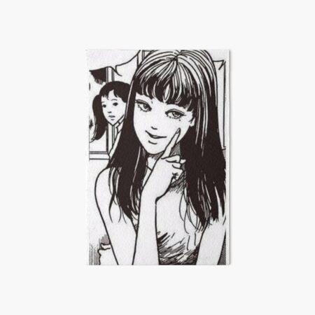 Tomie; Junji Ito Art Board Print