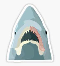 JAWS Sticker