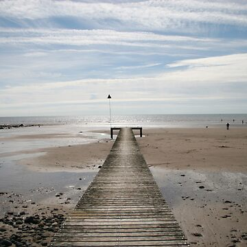Seascale Jetty & Beach by 2007bc