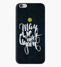 The 100: May we meet again iPhone Case