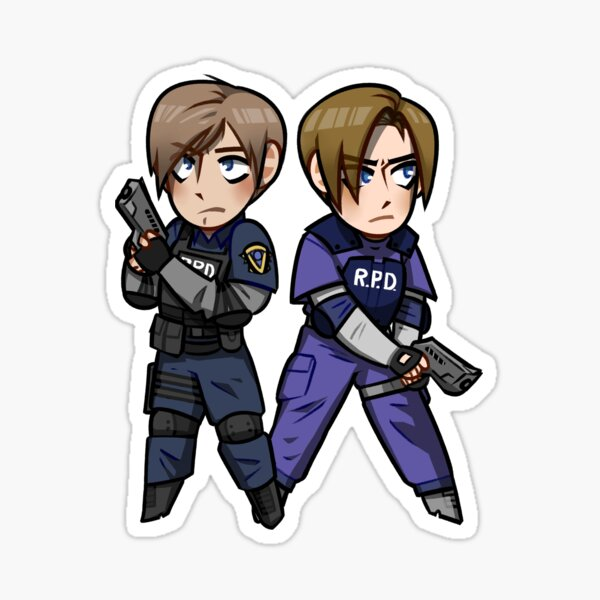 Resident Evil 2 Remake Gifts Merchandise Redbubble