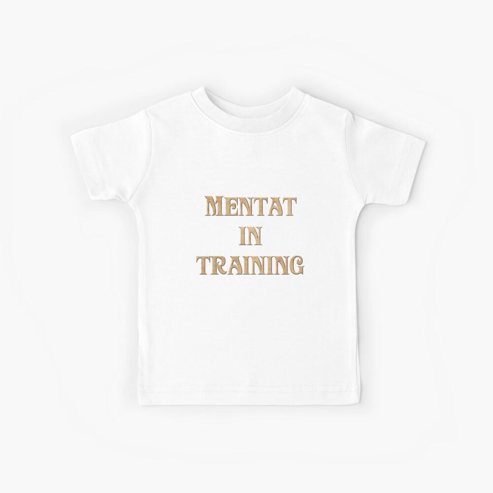 Mentat im Training Kinder T-Shirt