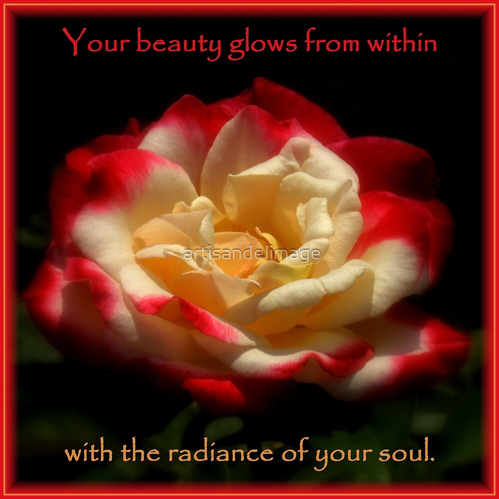 The Radiance Of Your Soul by artisandelimage