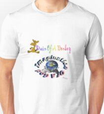 Brain Of A Donkey-Imagination Of A God Unisex T-Shirt