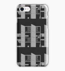 Salk Institute, Louis Kahn - Modern architecture series iPhone Case/Skin