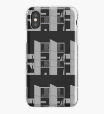 Salk Institute, Louis Kahn - Modern architecture series iPhone Case/Skin