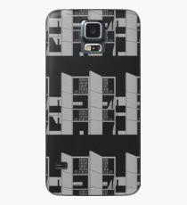 Salk Institute, Louis Kahn - Modern architecture series Case/Skin for Samsung Galaxy