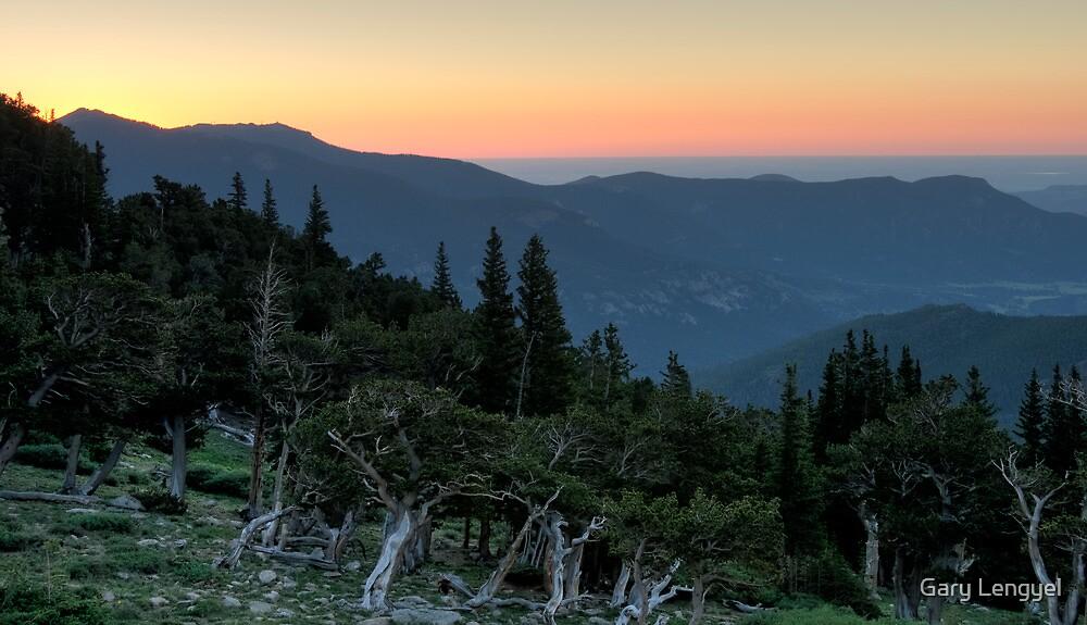 Colorado Sunrise by Gary Lengyel