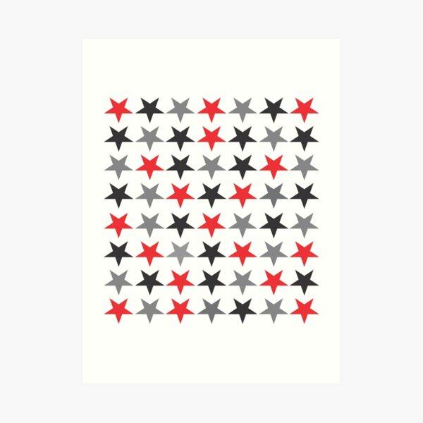 Dark Stars Art Print