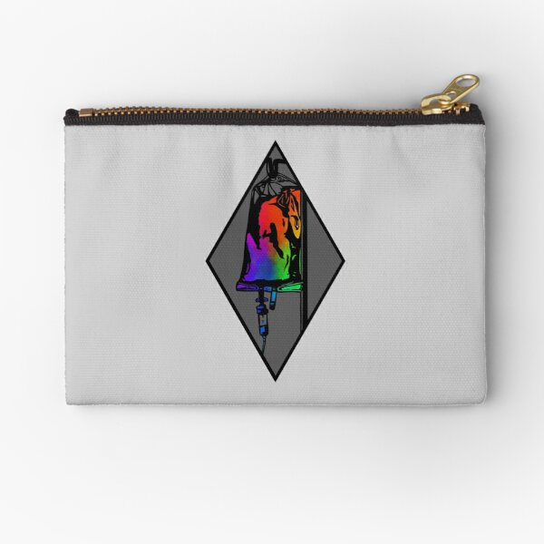 Infusion of Color Zipper Pouch