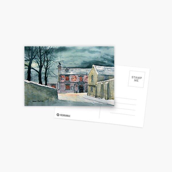 The Ship Inn, Sewerby Postcard