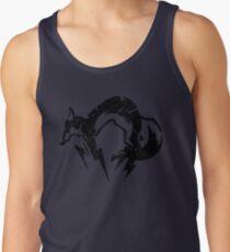 Foxhound V2 (Black) Tank Top