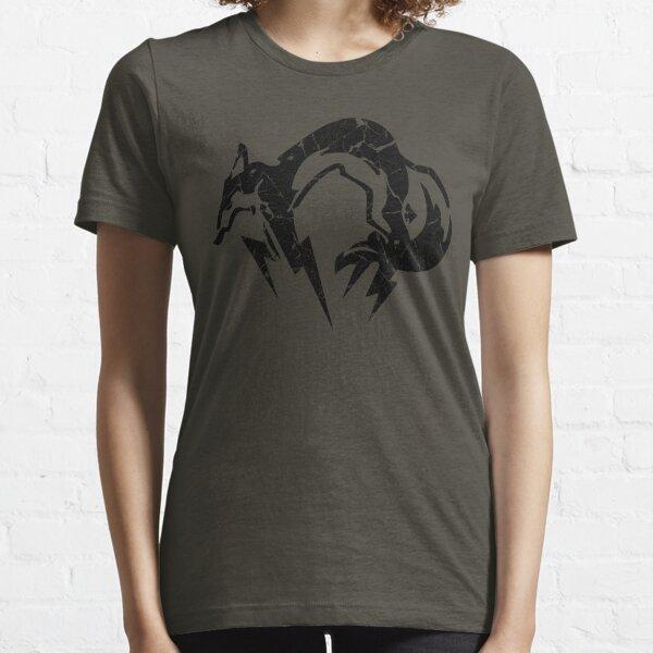 Foxhound V2 (Noir) T-shirt essentiel