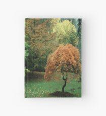 Japanese Maple Hardcover Journal