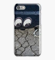 Shy Mooneyes iPhone Case/Skin