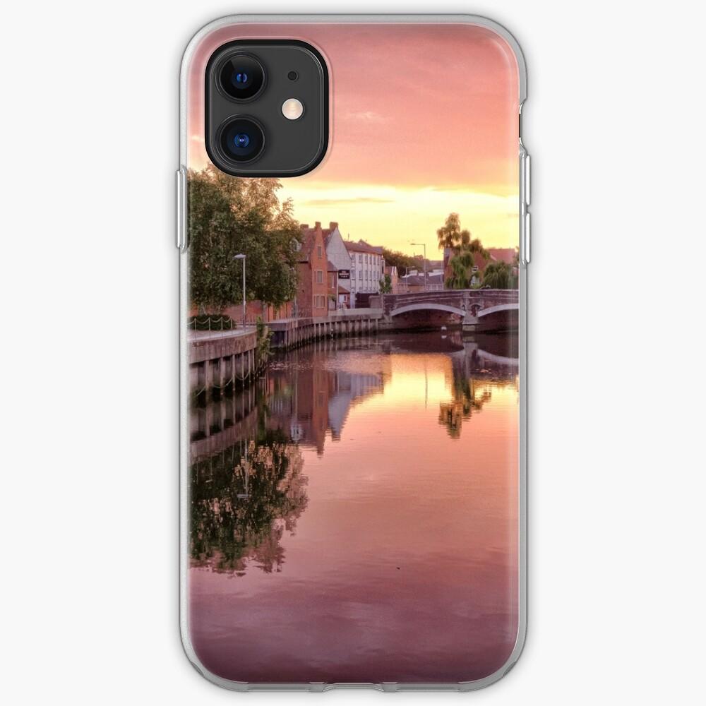 Fye Bridge Dawn iPhone Case & Cover