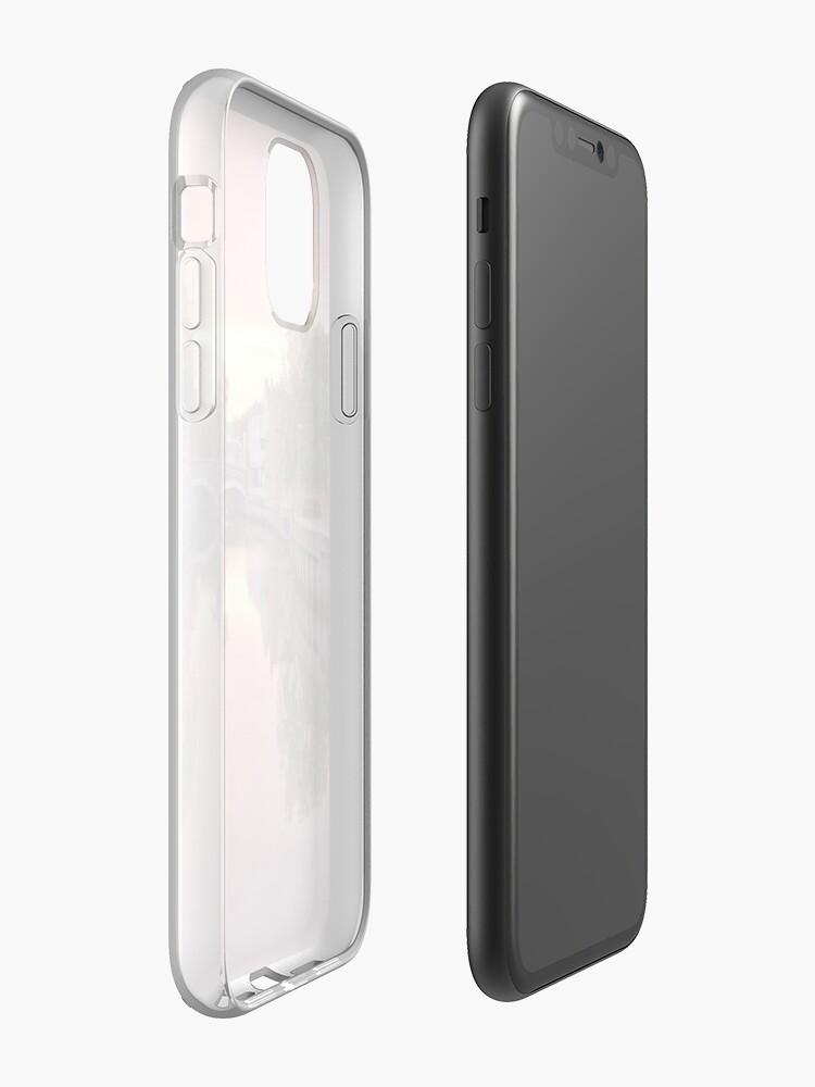 Alternate view of Fye Bridge Dawn iPhone Case & Cover