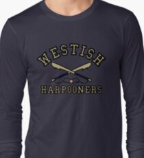 Westish Harpooners Long Sleeve T-Shirt