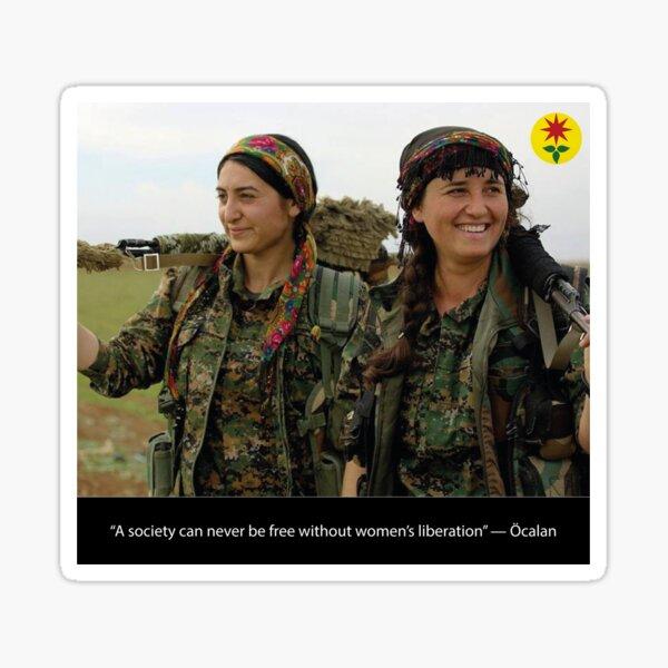 Women's Liberation Sticker