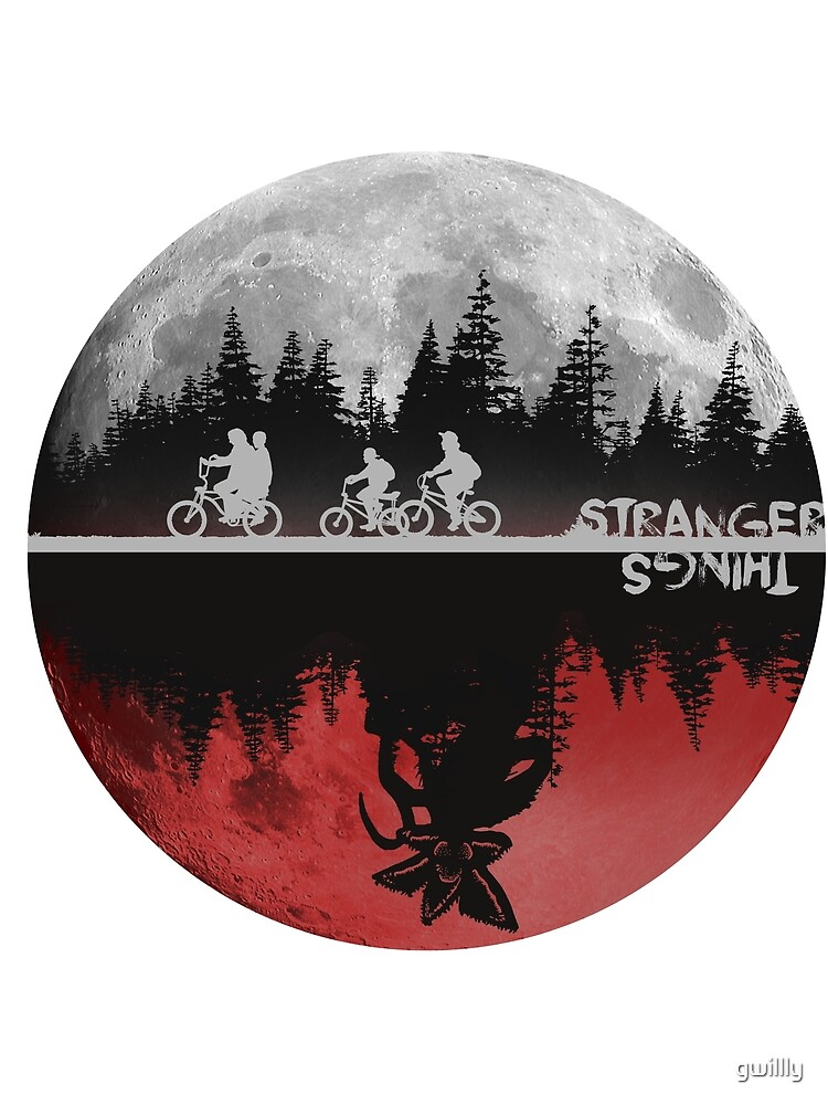 Stranger Things by gwillly