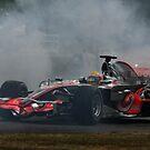 Lewis Hamilton by Foxfire