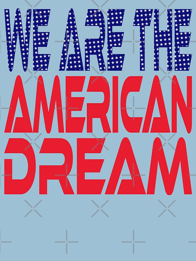 #OurPatriotism: We Are the American Dream by Onjena Yo by carbonfibreme