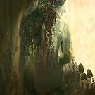 Forest Nymph by S Fisher