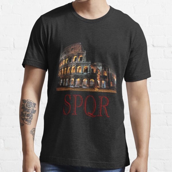 SPQR Essential T-Shirt