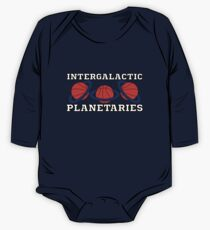 Intergalactic Planetaries One Piece - Long Sleeve