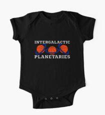 Intergalactic Planetaries Baby Body Kurzarm