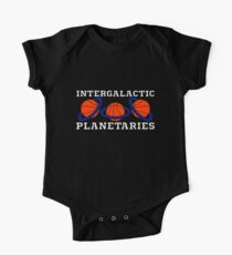 Intergalactic Planetaries Baby Body Kurzarm