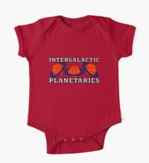 Intergalactic Planetaries One Piece - Short Sleeve