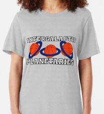 Camiseta ajustada Planetarios intergalácticos
