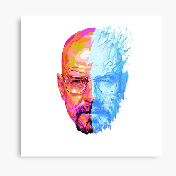 Heisenberg Impression sur toile