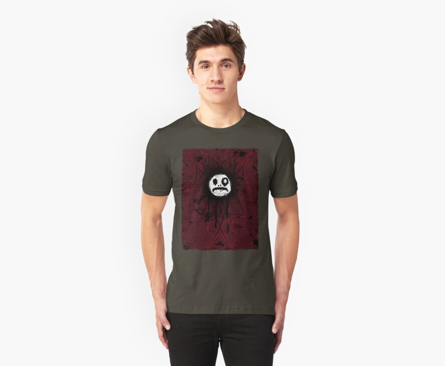 Issues T-shirt by shpshift
