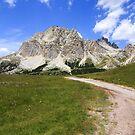 Landscape of Dolomiti by pietrofoto