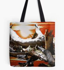 Conflagration Tote Bag