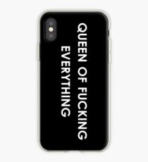 new style da172 1e5d7 Queen of Everything iPhone cases & covers for XS/XS Max, XR, X, 8/8 ...