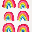 Regenbogen-Sammlung - klassische Palette von Cat Coquillette
